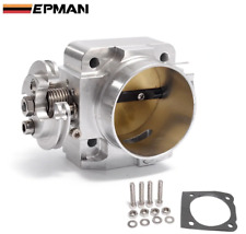 Aluminum 70mm Throttle Body Performance For Mitsubishi Lancer EVO 4 5 6 4g63