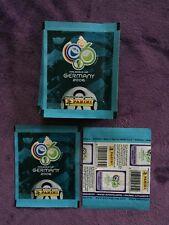 Panini FIFA World Cup WM 2006 Germany - 20x Tüten Packets Display