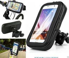 Waterproof Bike Mobile Phone Holder Stand bike Bicycle Motorcycle Bag Gps