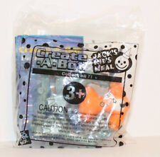 Jack In The Box KIDS MEAL TOY Create-A-Bot *SEALED*