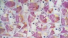 Große Null Euro Souvenirschein Auswahl - Deutschland | € 0 Euro Schein Billet