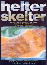 HELTER SKELTER - 5 YEARS IN THE MAKING (TECHNODROME CD'S) 16TH SEPTEMBER 1994