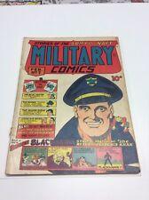 Military Comics 7