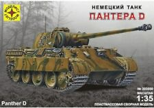 1/35 German Tank Panther D MODELIST 303550 Models kits