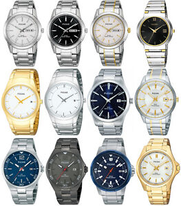 Pulsar by Seiko Classic Gents Bracelet Watch Collection