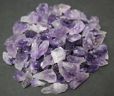 1/4 lb (4 oz) Lot Bulk Purple Amethyst Crystal Points & Pieces From Uruquay