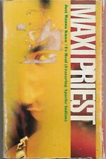 MAXI PRIEST JUST WANNA KNOW /FE REAL CASSETTE single APACHE INDIAN TUMPA LION