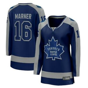 Women's Toronto Maple Leafs Mitch Marner Royal 2020/21 Special Edition Jersey