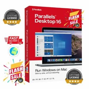 Parallels Desktop 16✔️Bussines Edition✔️Mehrsprachig✔️Schnelle Lieferung