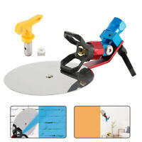7/8'' Universal Spray Guide Accessory Tool For Home Paint Sprayer + 315 Nozzle