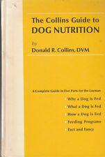 DOG NUTRITION Donald R Collins **GOOD COPY**