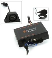 iSimple ISGM655 CONNECT Kit for USB Devices, Bluetooth, Sirius & HD Radio