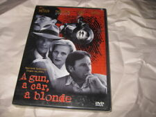 A GUN, A CAR, A BLONDE Billy Bob Thornton John Ritter DVD Sealed NEW
