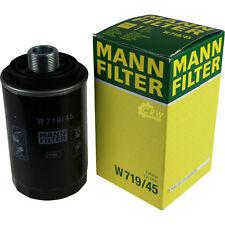 Original MANN-FILTER Ölfilter Oelfilter W 719/45 Oil Filter
