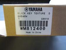 NEW Yamaha Black key assembly Arius MOX8 YDP, DGX,P85 and other models WM812400