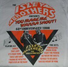 Isley Brothers T Shirt M New Unused Ernie