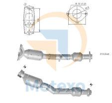 Catalytic Converter NISSAN TILDA 1.6i 16V 110 bhp HR16DE 3/07>