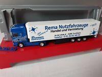 Scania R  BRUNNER Kühltransporte 91180 Heideck Rema Nutzfahrzeuge  155830