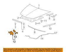Chevrolet GM OEM 08-12 Malibu Hood-Latch Lock Release 20772160