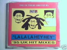 OUTHERE BROTHERS La la la hey hey '95 Uk hit mixes cds