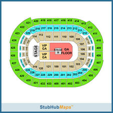 2 Tickets Kanye West & Kendrick Lamar 11/21/13 (Washington)