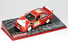 1:43 Mitsubishi Lancer Evo VI-tommi makinen-Winner Rally de Monte Carlo 1999
