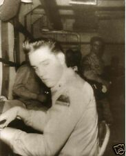 Unpublished Unique Snapshot of Elvis Presley In The Army 1958 Germany Must SEE