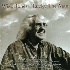Wizz Jones - Lucky The Man [CD]