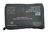 Emergency First Aid Kit Pouch with Logo For Mercedes DIN13164 Expiration 06-2023
