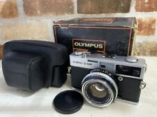 [N.Mint / Boxed] Olympus 35 SP Rangefinder Camera 42mm F/1.7 Lens From JAPAN