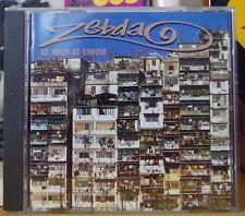 ZEBDA LE BRUIT ET L'ODEUR COMPACT DISC BARCLAY 1995