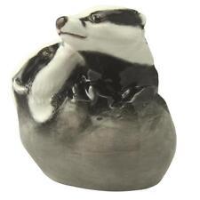 John Beswick JBWM3 Badgers Figurine