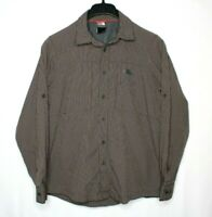The North Face Men's shirt Long Sleeve Button-Up Size S