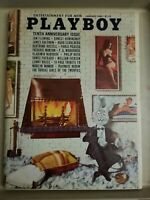 Playboy January 1964  * Very Good Condition * FREE SHIPPING USA