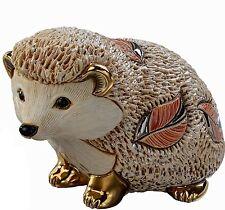 More details for de rosa hedgehog figurine f192 new in gift box