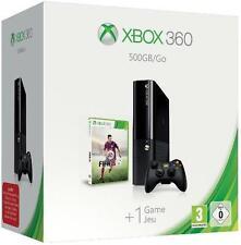 Microsoft Xbox 360 Videospiel-Konsolen mit 500GB und Regionalcode PAL