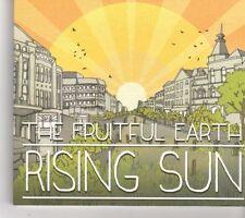 (FH136)  The Fruitful Earth, Rising Sun - 2014 CD