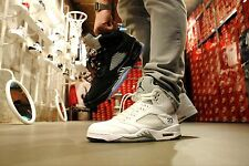 Air Jordan 5 Retro White Pure Deadstock Size 11,5; 9 ( 42,5 ; 45,5 )