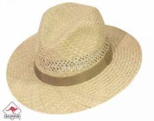 Gorras y sombreros de mujer panamás de paja