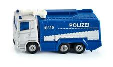 SIKU SCANIA R380 Police Water Cannon Die Cast Toy Car 1079