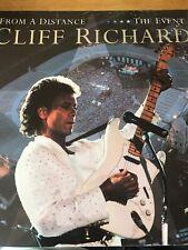 Cliff Richard – From A Distance - The Event Live Double Vinyl Album CRTV 31