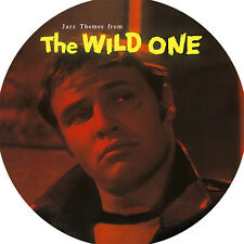 """JAZZ THEMES FROM """"THE WILD ONE""""  FILM SOUNDTRACK PICTURE DISC LP RUSSIA IMPORT"""