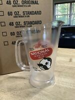 Natty Boh Draughtsman Pitcher 60oz National Bohemian Beer Pitcher