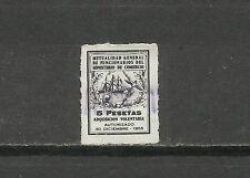 528-SELLO FISCAL MUTUALIDAD MINISTERIO COMERCIO 5 PTS