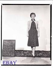 Marilyn Monroe costume test RARE Photo