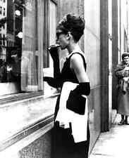 A2 Caja Lona 42x60cm Audrey Hepburn Desayuno En Tiffanys 11