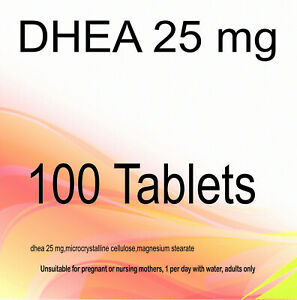 Life Extension 25 mg 100 tablets UK