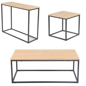Modern Styled Designer Range - Console Table, Coffee Table, Side/End Table