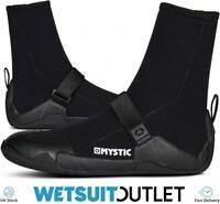 Mystic Watersports Surf KiteSurf Windsurfing Star 5mm Round Toe Wetsuit Boot