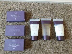 Bundle of Espa Bergamot Jasmine & Cedarwood cleansing bars conditioner & shampoo